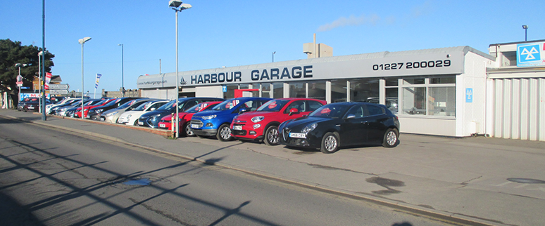 Harbour Garage